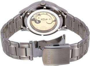 Citizen NH7520-56E Analog Black Dial Men's Watch