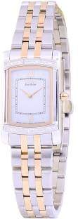 Citizen Eco-Drive EG3124-78D Analog Mother of Pearl Dial Women's Watch (EG3124-78D)