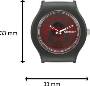 Fastrack 9915PP46J Star Wars Analog Unisex Watch (9915PP46J)