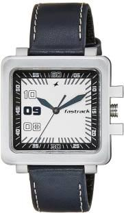 Fastrack NJ747PL01C Casual Analog Men's Watch
