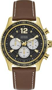 Guess W0970G2 Black Dial Analog Men's Watch (W0970G2)