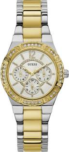Guess W0845L5 Function White Dial Women's Watch (W0845L5)