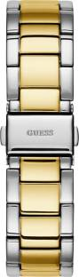 Guess W0845L5 Multi Function White Dial Women's Watch