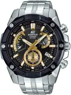 Casio Edifice EX394 (EFR-559DB-1A9VUDF) Analog Black Dial Men's Watch (EX394 (EFR-559DB-1A9VUDF))