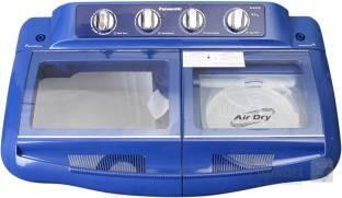 Panasonic NA-W80H2ARB 8 KG Semi Automatic Washing Machine