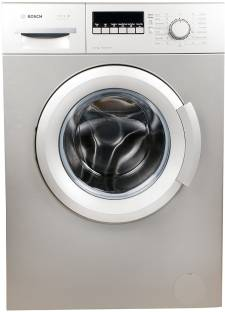 Bosch 6Kg Front Load Fully Automatic Washing Machine Silver (WAB20267IN, Silver)