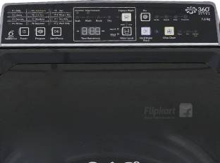 Whirlpool 7.5Kg Washing Machine (360 Degree Bloomwash Ultra 7.5)