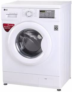 LG 6Kg Font Load Fully Automatic Washing Machine (FH0H3NDNL02)
