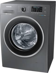 Samsung WW80J5410GX/TL 8 KG Front Load Fully Automatic Washing Machine, Grey