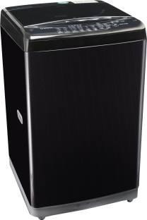 LG 7Kg Top Load Fully Automatic Washing Machine Black (T8077NEDLK, Black)