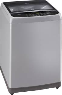 LG T7581NEDLJ 6.5 KG Top Load Fully Automatic Washing Machine, Silver