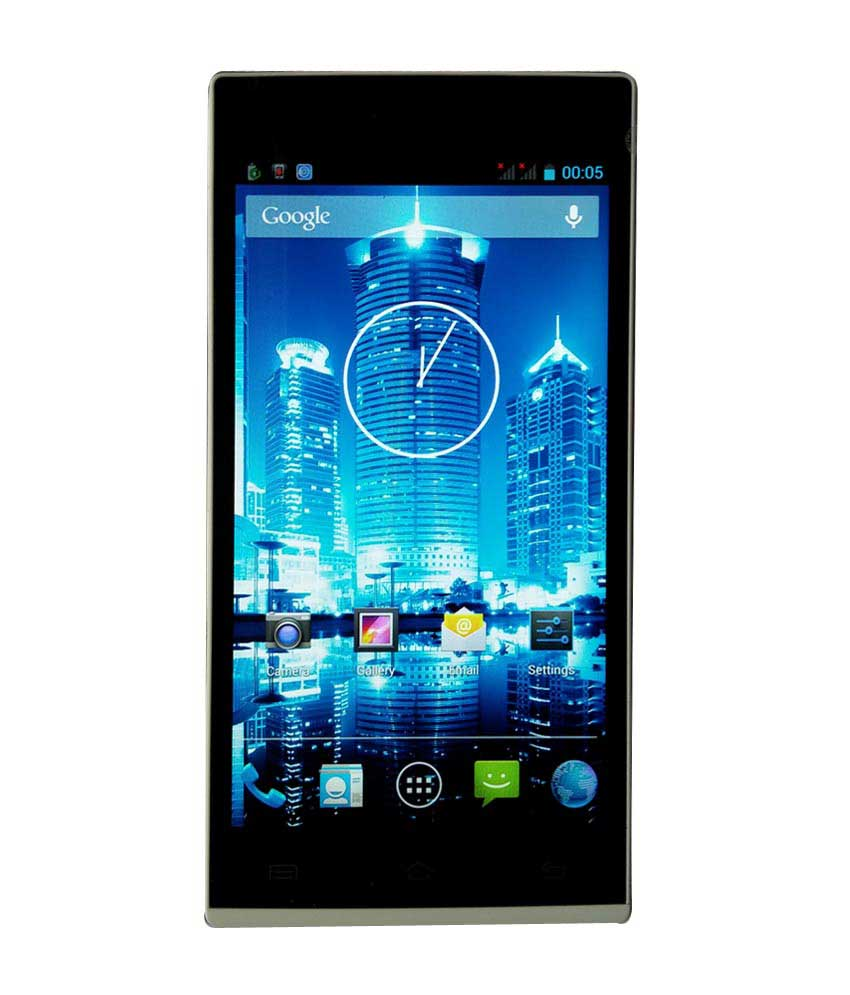 Xolo Q1010i 8GB White Mobile