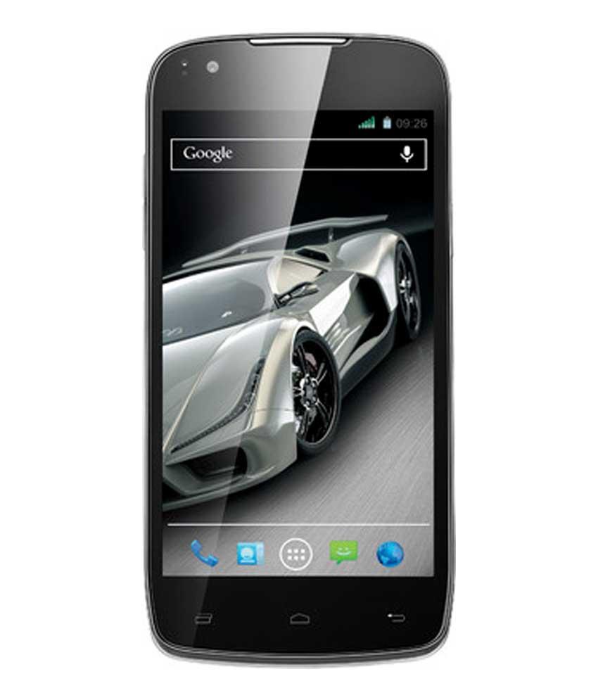 Xolo Q700s Gold Mobile