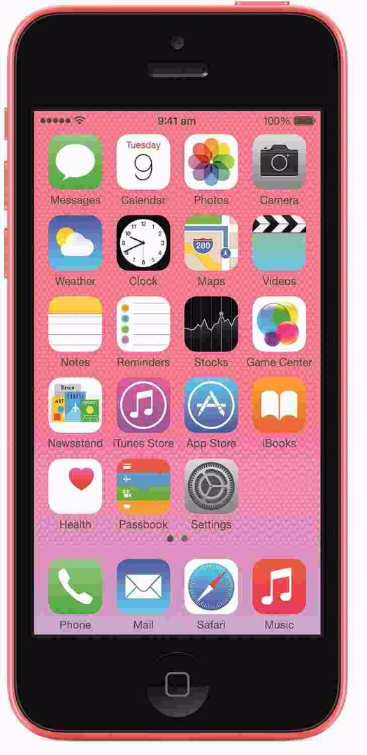 Apple iPhone 5c 8GB Pink Mobile