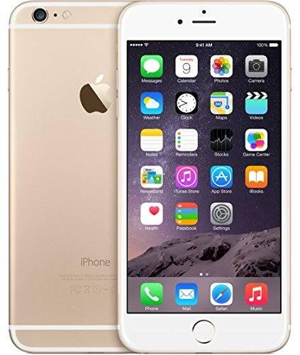 Apple iPhone 6 Plus 64GB Gold Mobile