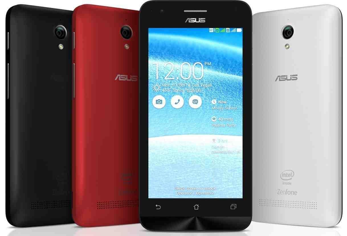 Asus Zenfone C 8GB Black Mobile