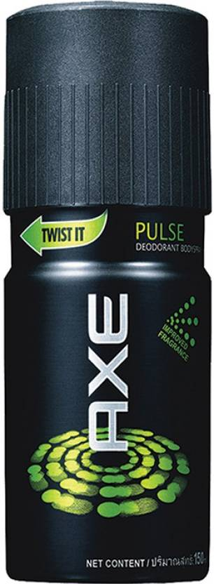 Axe Pulse Deodorant For Men 150 ml