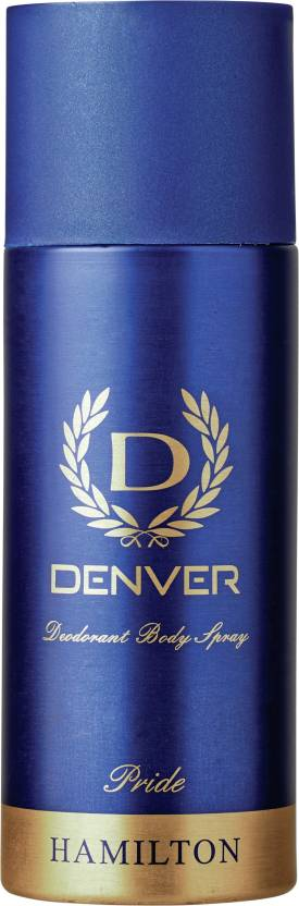 Denver Hamilton Pride Deodorant For Men- 165 ml
