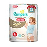 Pampers Pampers Premium Care Pants Diapers, L 20 Pieces