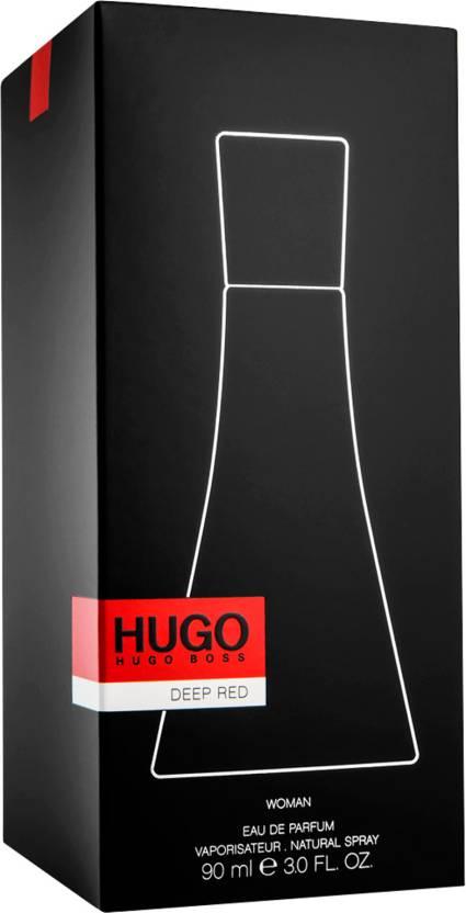 Hugo Boss Deep Red Eau De Parfum For Women, 90 ML