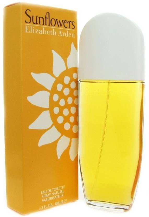 Elizabeth Arden Sunflower EDT For Women - 100 ml
