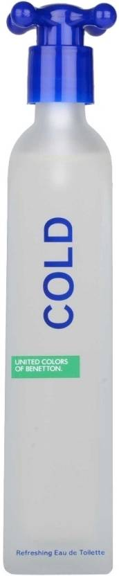 United Colors Of Benetton Cold EDT - 100 ml