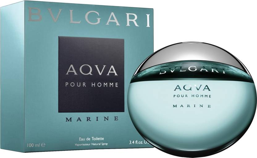 Bvlgari Aqva Marine EDT For Men 100 ml