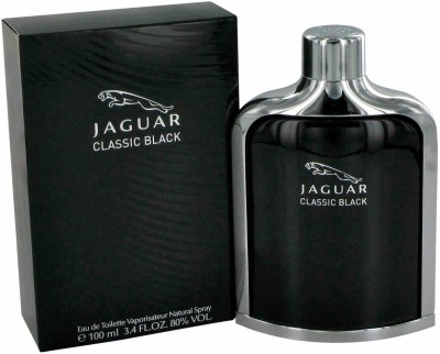 Jaguar Classic Black EDT For Men- 100 ml