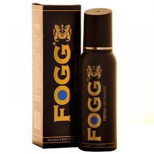 Fogg Black Collection Fresh Aromatic Body Spray for Men 120 ml