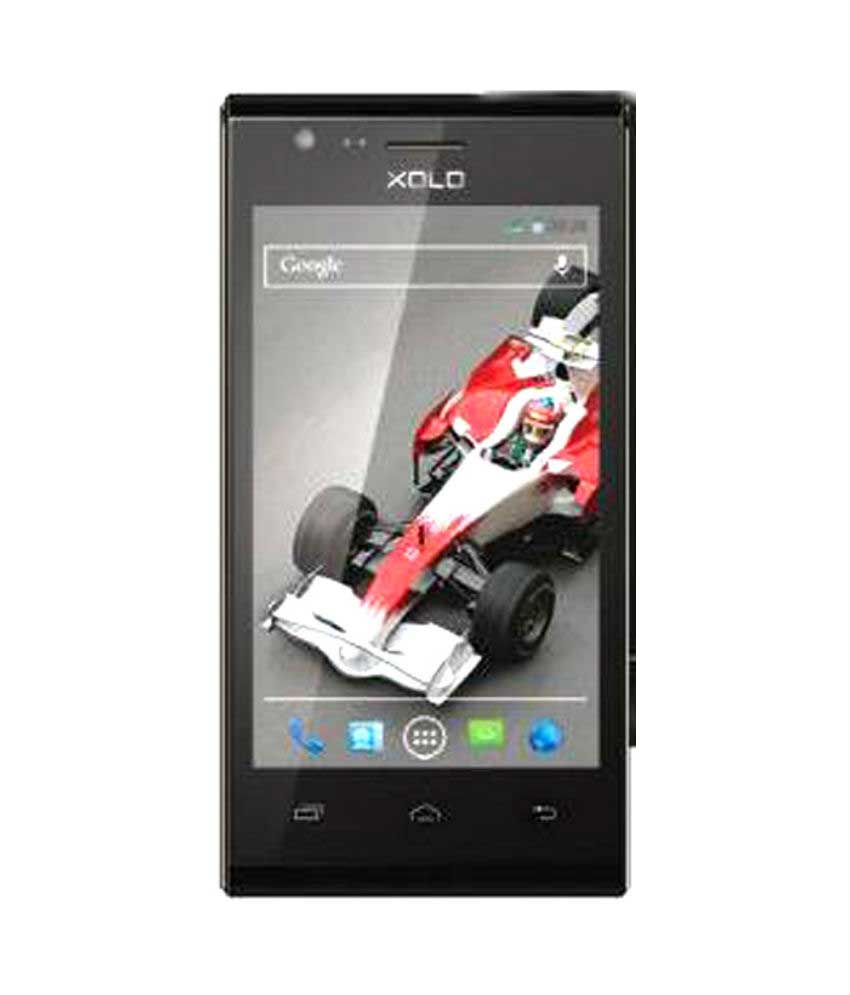Xolo A550s IPS 4 GB Black Mobile