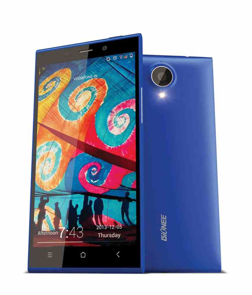 Gionee Elife E7 16GB Blue Mobile