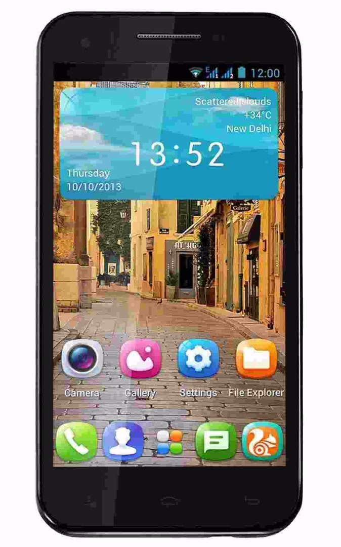 Gionee Gpad G3 4 GB Black Mobile