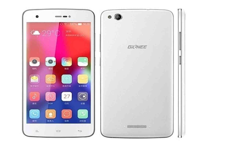 Gionee Marathon M3 8GB White Mobile