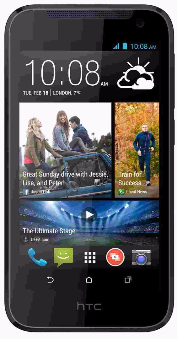 HTC Desire 310 Dual 4 GB Blue Mobile