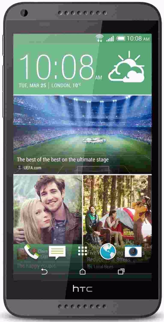 HTC Desire 816 Grey Mobile