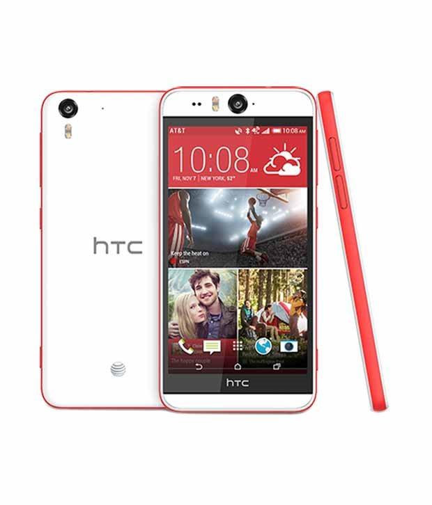 HTC Desire Eye 16GB Red Mobile