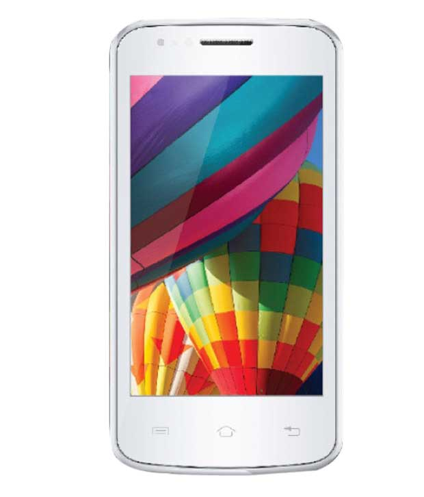 iBall Andi 4.5 K6 White Mobile