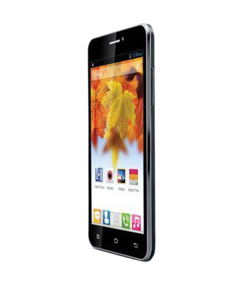 iBall Andi 5K Sparkle 4 GB Wine Mobile