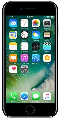 Apple iPhone 7 Plus (Apple MNQM2HN/A) 32GB Black Mobile