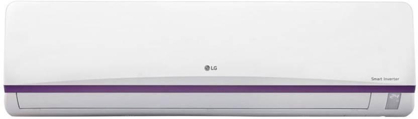LG 1 Ton 3 Star JS-Q12BPXA/NPXA Inverter Split AC