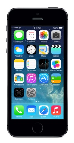Apple iPhone 5s 32GB Space Grey Mobile