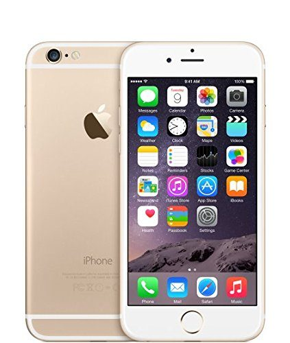 Apple iPhone 6 64GB Gold Mobile