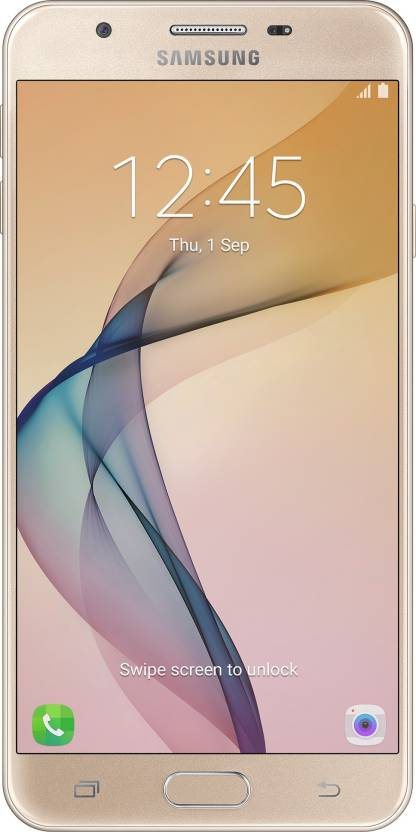 Samsung Galaxy J5 Prime (Samsung SM-G570FZDDINS) 16GB Gold Mobile