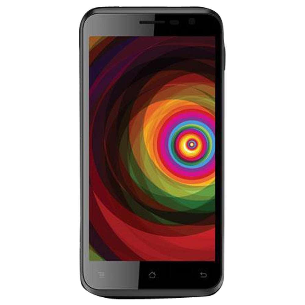 Karbonn Titanium Dazzle S201 8GB Black Mobile
