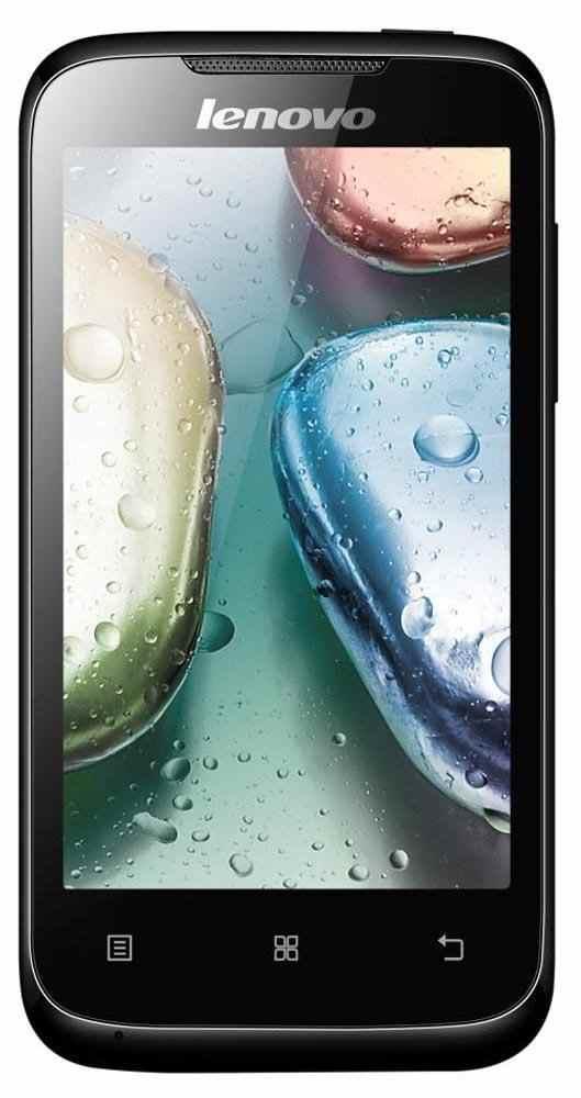 Lenovo A369i 4 GB Black Mobile