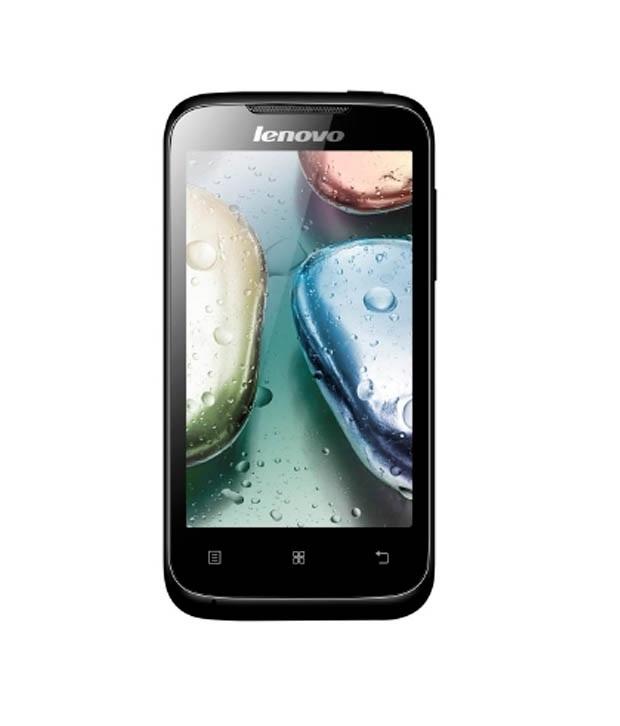 Lenovo A369i 4 GB White Mobile