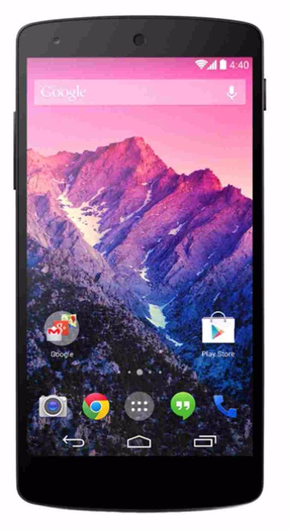 LG Google Nexus 5 16GB White Mobile