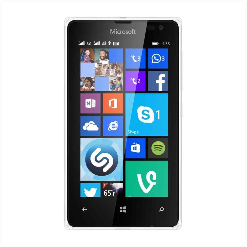 Microsoft Lumia 435 8GB White Mobile