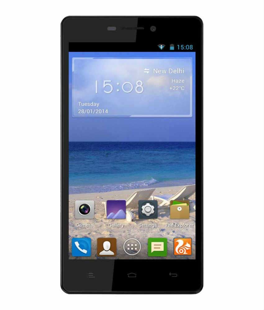 Gionee Marathon M3 8GB Black Mobile