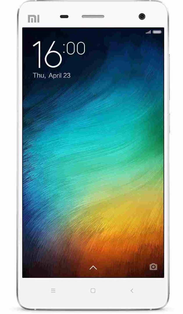 Mi 4 (MI Mi 4) 16GB White Mobile
